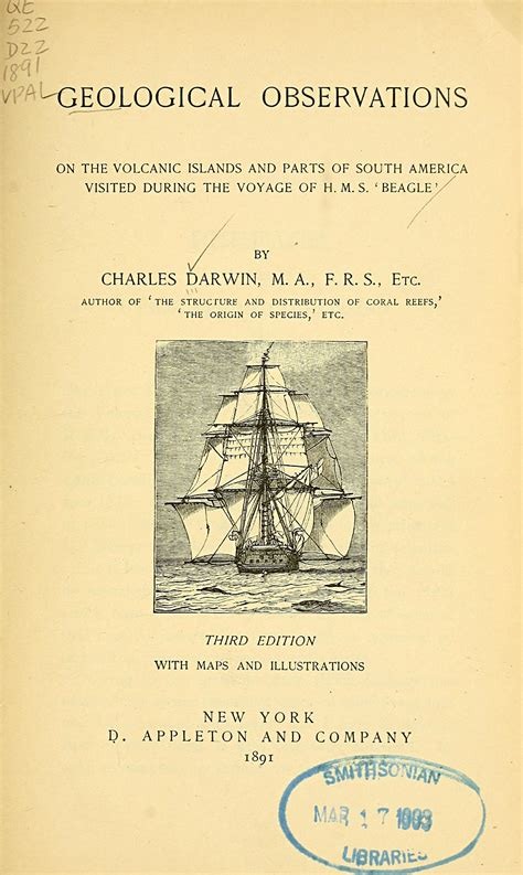 the geology of santa island classic reprint books bibliography of darwin s geological publications darwin