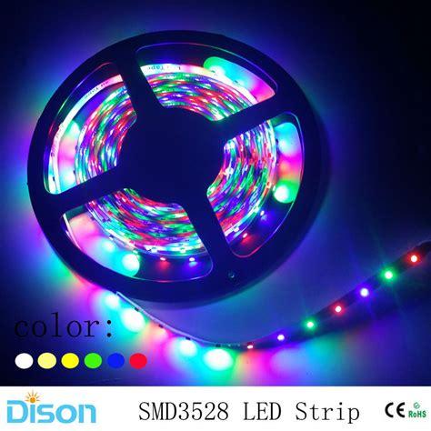 pink led tape light 5m roll 3528 smd rgb led strip lighting flexible diode