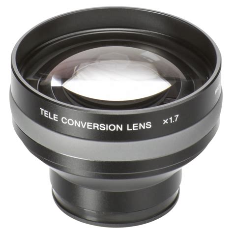Sony Tele Conversion Vcl Dh2637 For Lens Ring 37mm sony vcl hg1737c tele converter 1 7x 37mm lens
