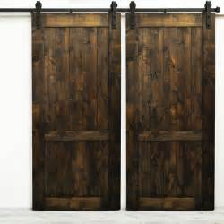 Vintage Barn Doors Dogberry Collections Country Vintage Barn Door Without Hardware Reviews Wayfair