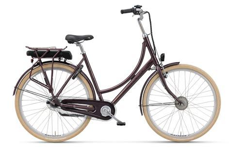 E Bike 8 Gang Totem F R Damen by Batavus Diva E Go Aubergine 7 Gang Hollandrad Pedelec E