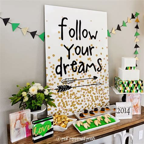 Decorating Ideas Graduation 25 Diy Graduation Decoration Ideas Hative