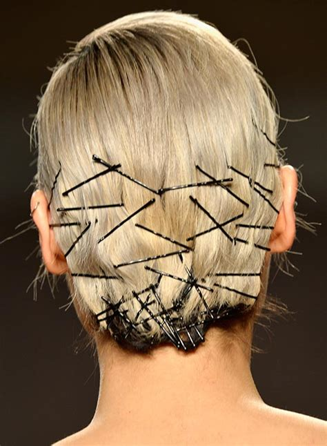 hairstyles with hair grips easy hairstyles with bobby pins new hairstyles 2017 for