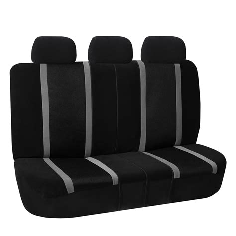 sports bench seats sports car seat covers complete set air bag safe split