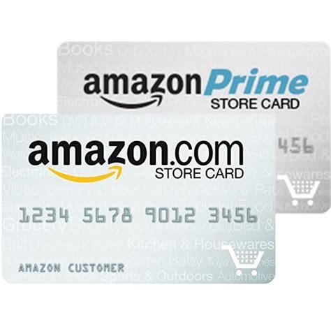 Store Gift Card Deals - comparison the amazon com store card and the amazon prime store card