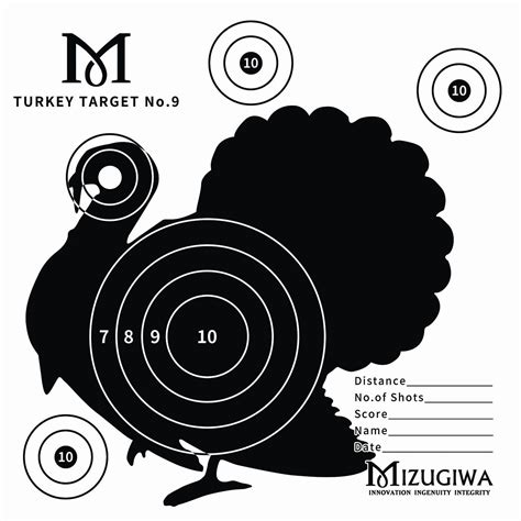 printable animal shooting targets 150x air rifle shooting paper targets animal target