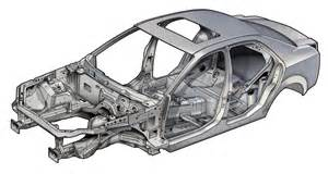 Cadillac Cts Chassis 2010 Cadillac Cts Safety Cage And Structure Boron