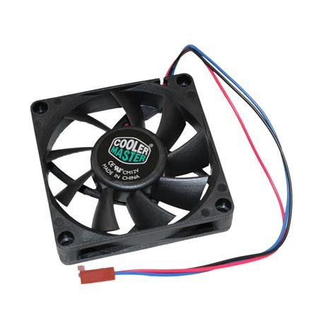Delta Coolermaster 70mm 12v Dc Brushless Fan