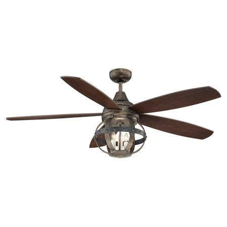 25 best ideas about rustic ceiling fans on