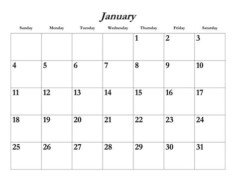 january calendar template january 2015 calendar template free stock photo