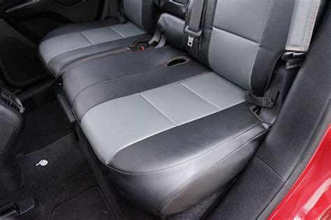 jeep xj leather seat covers jeep 2014 2016 iggee s leather custom fit seat