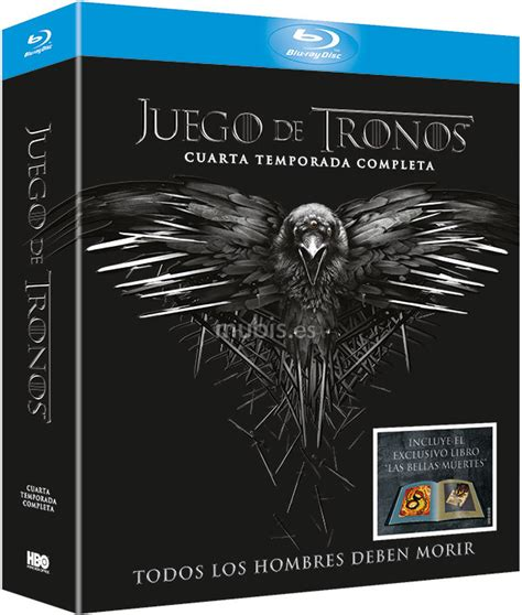 cuarta temporada juego de tronos juego de tronos cuarta temporada