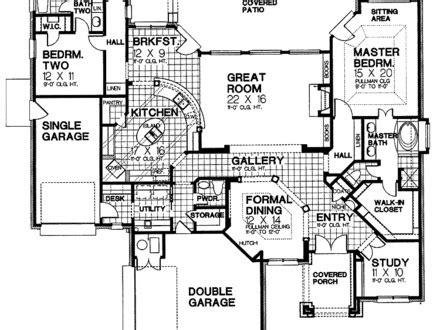 beautiful open floor plans 2 story house floor plans and designs sims 2 houses floor