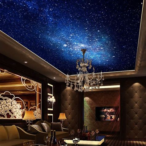 Galaxy Wallpaper For Ceiling by 15 Best Ideas About Photo Wallpaper On Forest Wallpaper Wall Murals Bedroom And