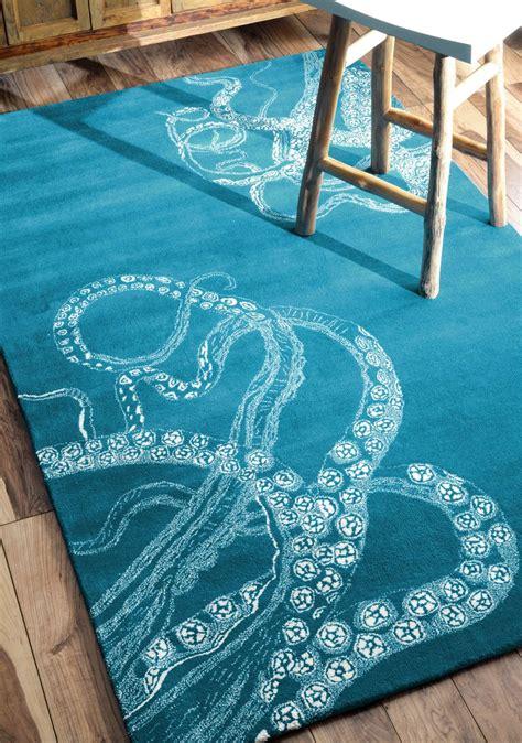 create  cool coastal    gorgeous hand tufted