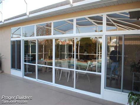 debary florida porch lanai fill  acrylic windows prager