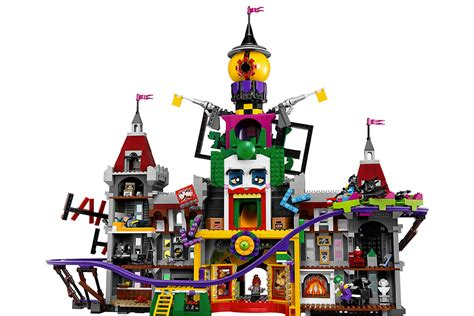 Set Lego lego batman joker manor lego set revealed ew