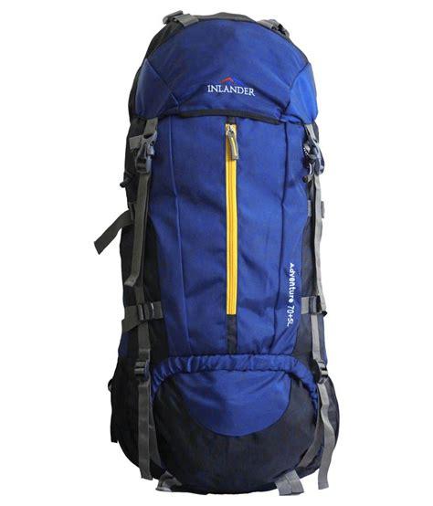 inlander blue hiking backpack buy inlander blue hiking