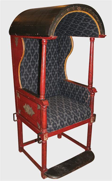 chaise a porteur chaise 224 porteur epoque xviie si 232 cle antiquit 233 s