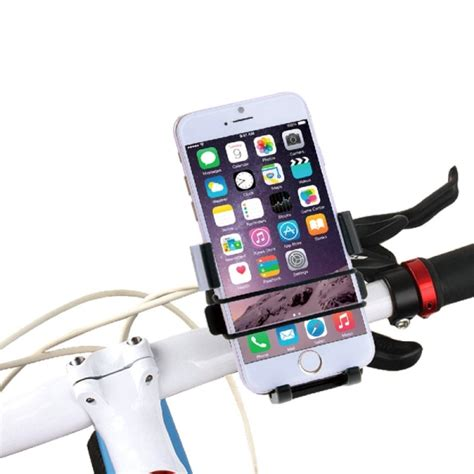 Rounded 360 Gor Iphone 4 4s 5 5s 6 haweel 360 degree rotation universal bike mobile phone mount holder for iphone 6 6s iphone 5