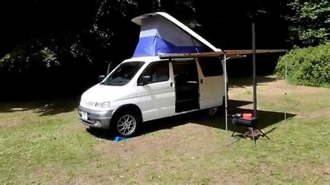 Best Awning For Mazda Bongo by Mazda Bongo Custom Cer Cervan Conversion With Pop