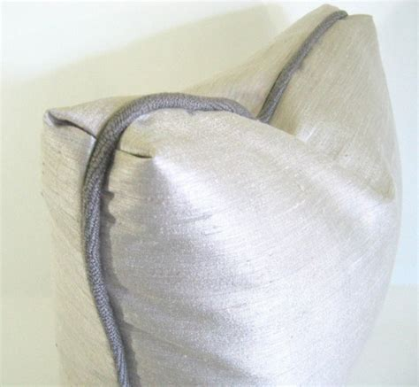Pillow Corner by Taupe Turkish Corner Pillow Cover
