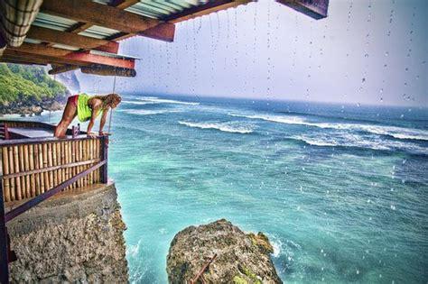 Famous Stairs suluban beach uluwatu bali indonesia wandervibes