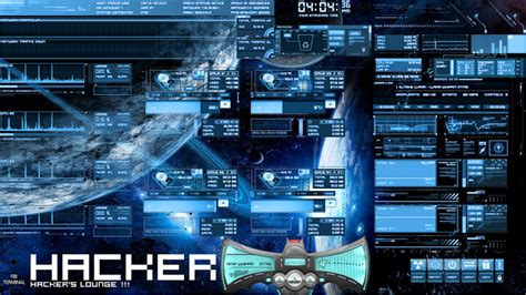 download hacker themes for windows 10 top hackers theme for windows 7 and 8 using rainmeter skin