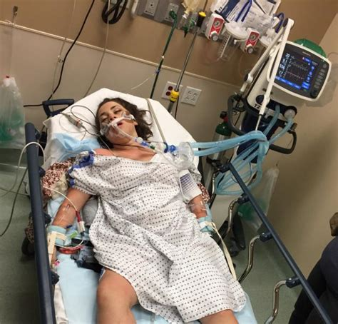 What Happens Whwn Aperson Goes To The Hospital For Detox by College Student Who Almost Died From Shares