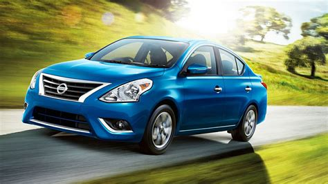 2017 Nissan Versa Sedan Hd Car Wallpapers Free