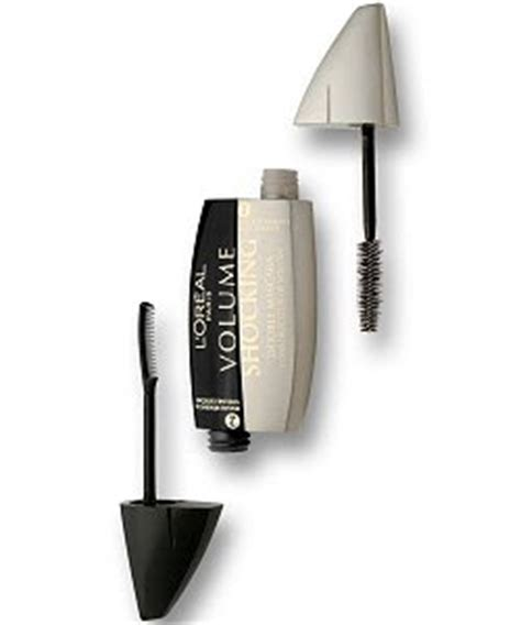 Mascara Loreal Volume Shocking mascara wonders loreal volume shocking mascara