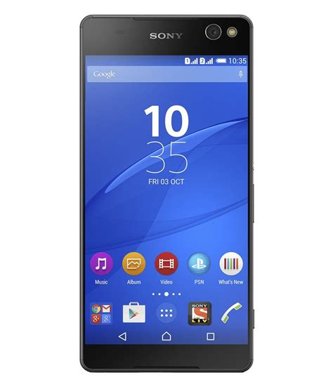 snapdeal sony mobaile sony xperia c5 4g 16gb mobile phones online at low