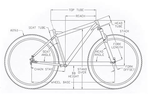 bicycle frame design geometry how to choose a custom handmade mountain bike frame builder