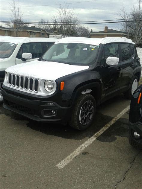 Jeep Renegade Forum Jeep Renegade American Sightings And Deliveries
