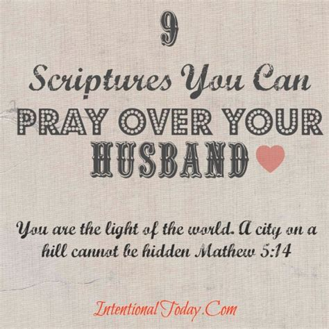 Marriage Bible Verses Husband by 9 Scriptures To Pray Your Husband