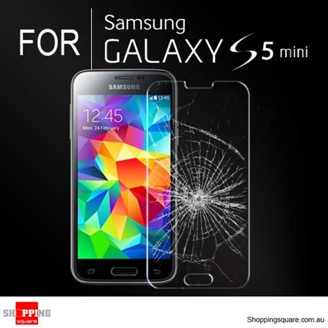 Tempered Glass Samsung Galaxy S5 Mini for samsung galaxy s5 mini premium real tempered glass screen protector shopping