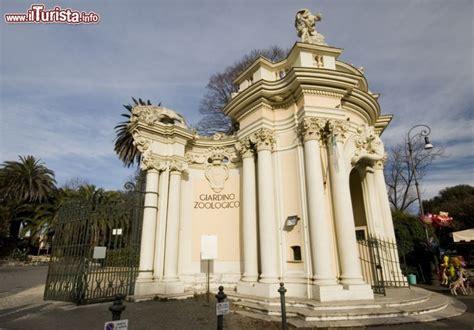roma giardino zoologico giardino zoologico di roma l ingresso storico foto