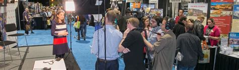 press section travel shows travel  adventure show
