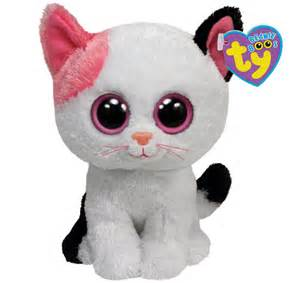 browse toys ty beanie boo muffin cat planet fun