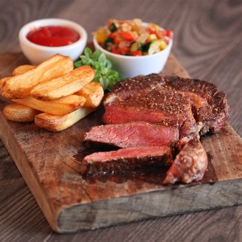 Produk Nature Stek ribeye steaks 230g