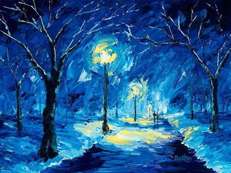 paint with a twist winter park 10 best landscape paintings by eric boston images on