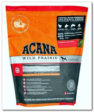 acana food reviews acana food reviews the prairie grain free happy heaven