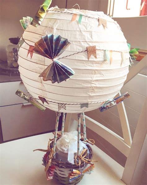 pin von christy miller auf crafts geschenke basteln ballonfahrt geschenk basteln geschenke