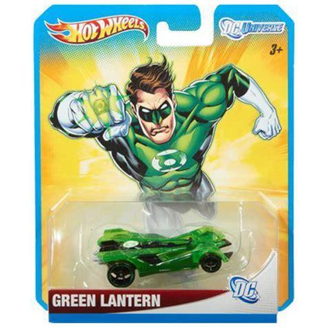 Hotwheels 164 Green Lantern wheels dc universe 1 64 die cast car superman joker green lantern flash ebay