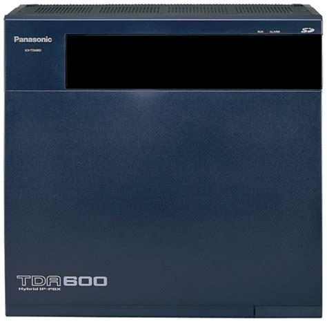 Pabx Kx Tda 100d jual pabx panasonic kx tda600