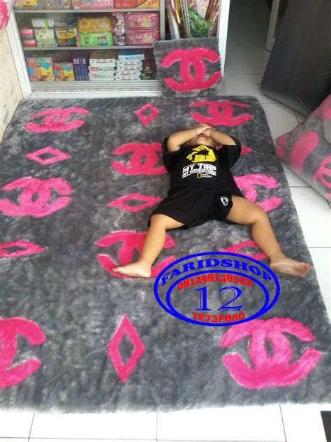 Karpet Bulu Rasfur Bandung jual karpet motif minimalis karpet bulu rasfur matras
