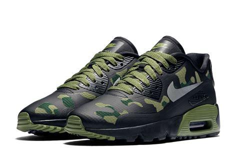 Nike Air Max 90 Camo nike sportswear camo pack air 1 air max 90 sneaker