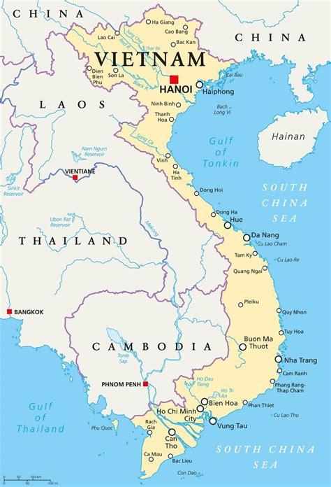 viet nam or vietnam carte du vietnam vi 234 t nam plusieurs cartes du pays d asie