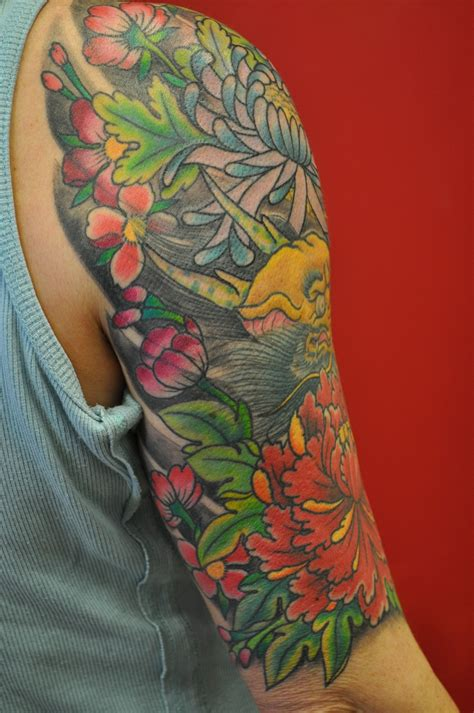japanese tattoo shops near me anese flower tattoo sleeve designs life style by