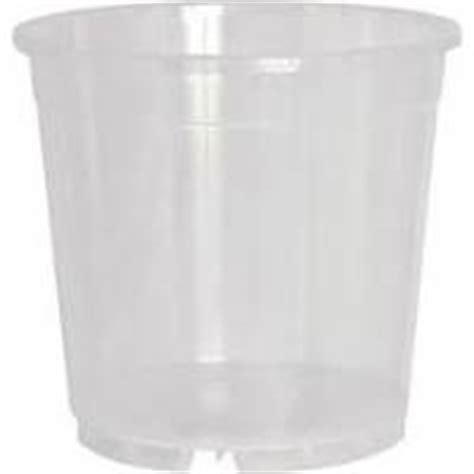 vaso plastica trasparente vaso in plastica trasparente per orchidee da 216 17cm